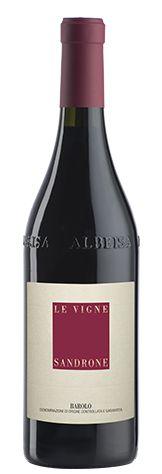 """Luciano Sandrone """"Le Vigne"""" Barolo DOCG 2012"""