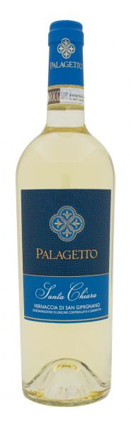 "Agricola Palagetto ""Vigna St. Chiara"" Vernaccia di San Gimignano DOCG BIO 2019"
