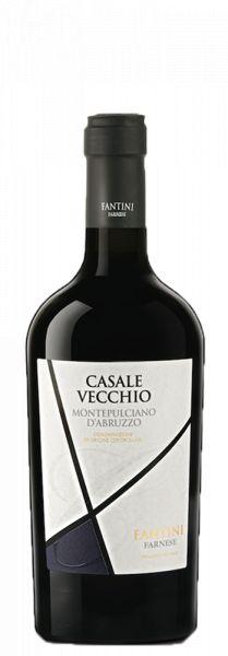 """Farnese Vini """"Casale Vecchio"""" Montepulciano d Abruzzo DOC 2018"""