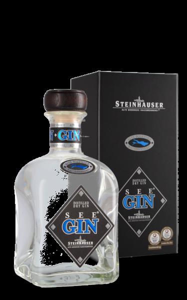 Steinhauser SeeGin blue 700ml 48% Vol.