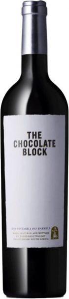 The Chocolate Block 2018 boekenhoutskloof