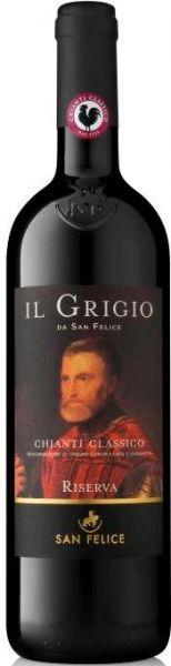"""Az. Agr. San Felice """"Il Grigio"""" Chianti Classico Riserva DOCG 2017/2018"""