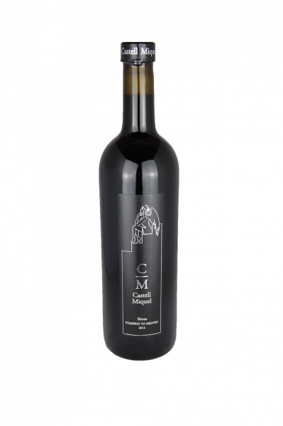 Castell Miguel Stairway to Heaven Shiraz 2014