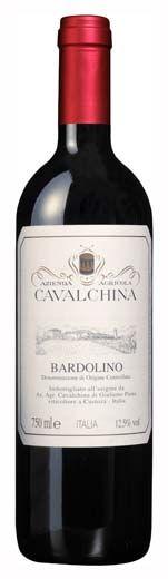 Az. Agr. Cavalchina Bardolino Classico DOC 2019