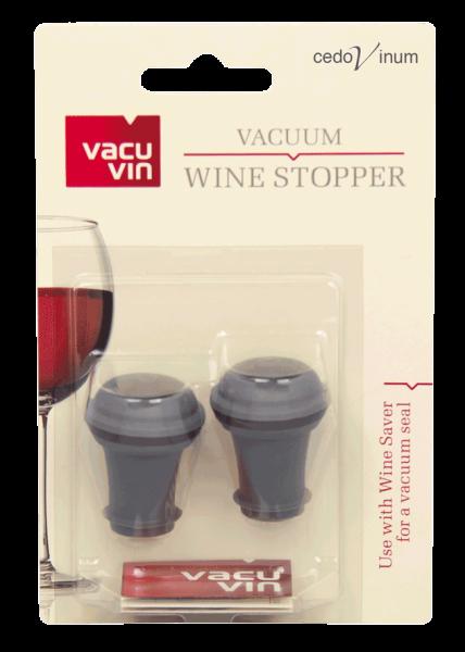 Vacu Vin Stopfen 2 Stück